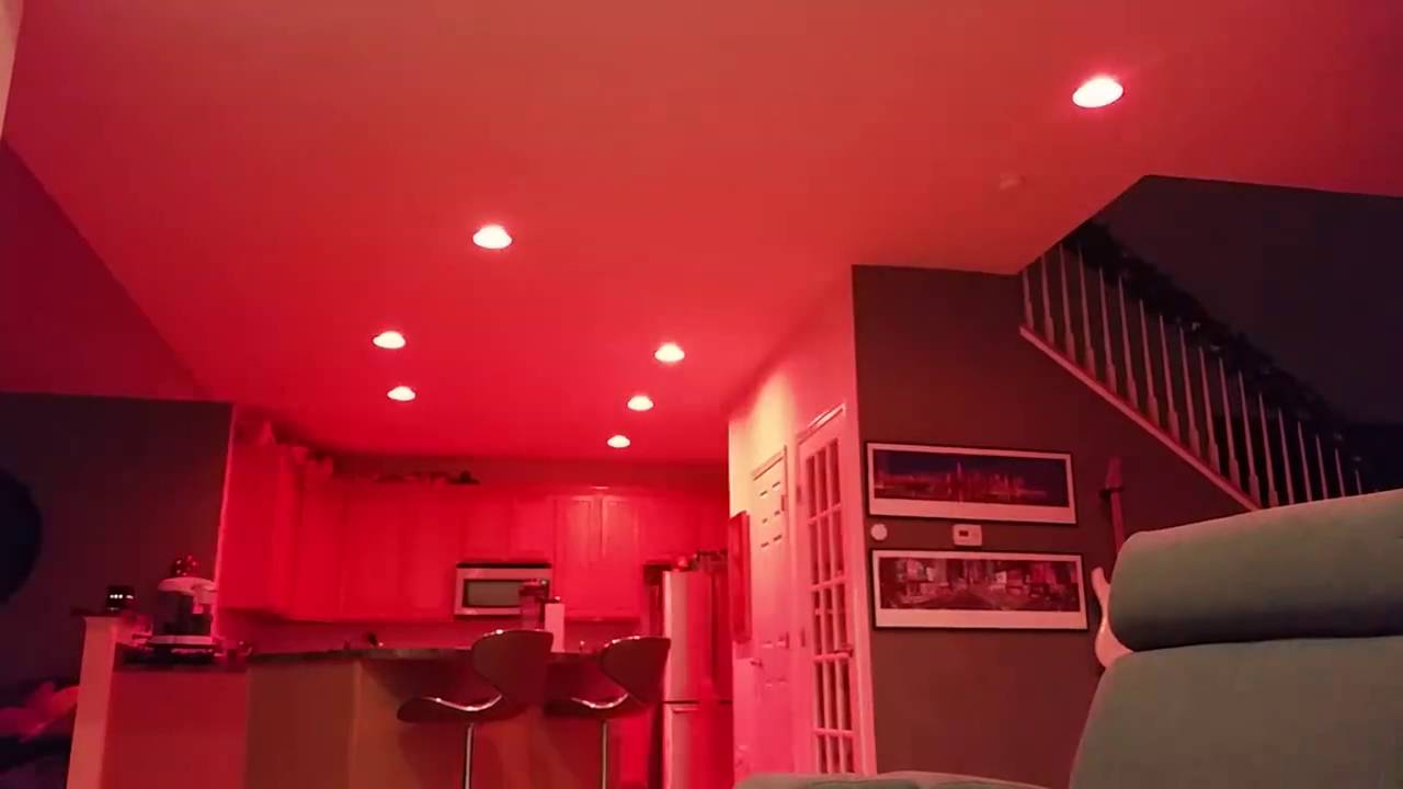Perfect Philips Hue Lights   Dancing To Music Amazing Pictures