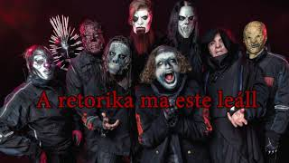 Slipknot Birth Of The Cruel Magyar Felirattal