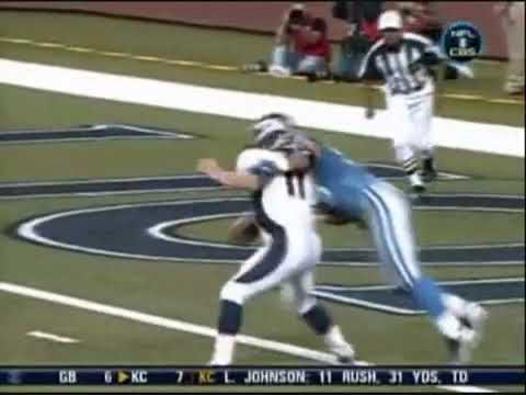 Lions blowout the Broncos