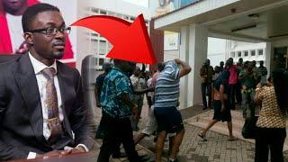 Breaking; MenzGold Boss Nana Appiah in gribs of EOCO & BNI over busi..