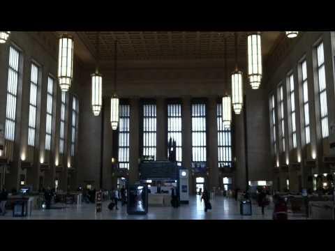 Philadelphia 30th Street Train Station