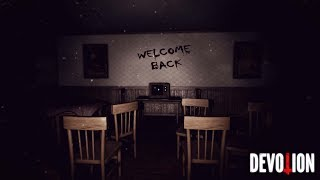 HELP ME ESCAPE THIS HELLISH NIGHTMARE \\ NEW CREEPY HORROR GAME \\  ( Devotion ) !scary