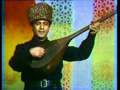 """Asiq Nuriddin, Balabanda. Eli Goyceli.   """"Dilqemi"""" Asiq Havasi."""