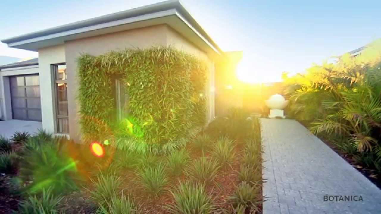 Botanica modern home designs contemporary builder for Dale alcock home designs