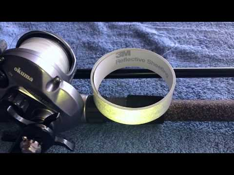 Why Use Reflective Tape On Your Rod For Night Fishing?