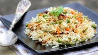 видео Рис с морковью и луком