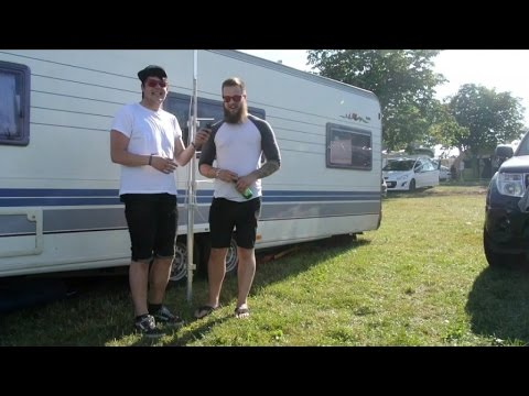 Protest The Hero - Interview at Hevy Fest 2015