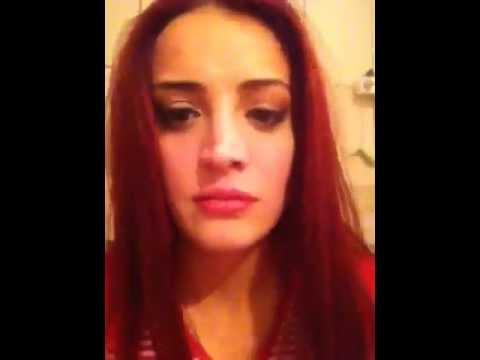 Sneezing Girl Irem Sak Youtube