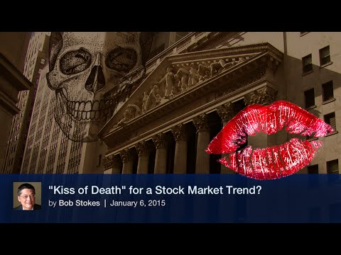 """""""Kiss of Death"""" for a Stock Market Trend?"""