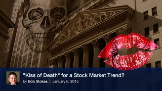 """Kiss of Death"" for a Stock Market Trend?"