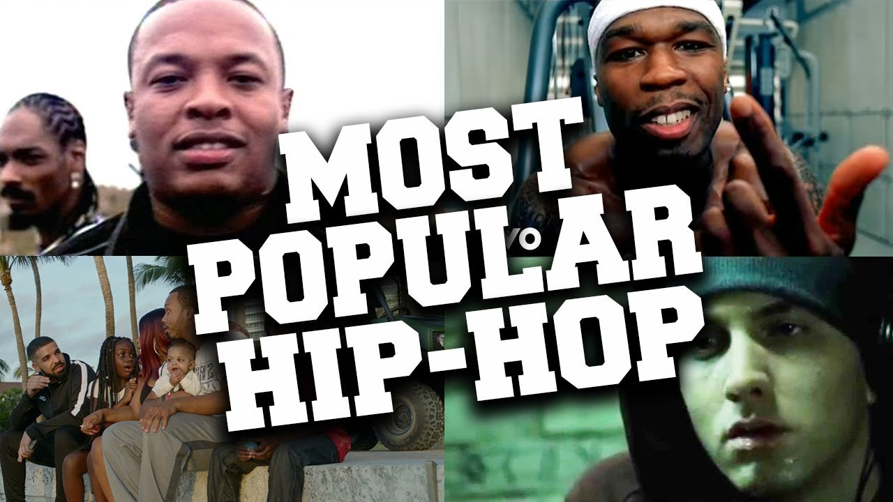 Download Top 100  Most Viewed Hip-Hop Songs of All Time (Updated in April 2020)