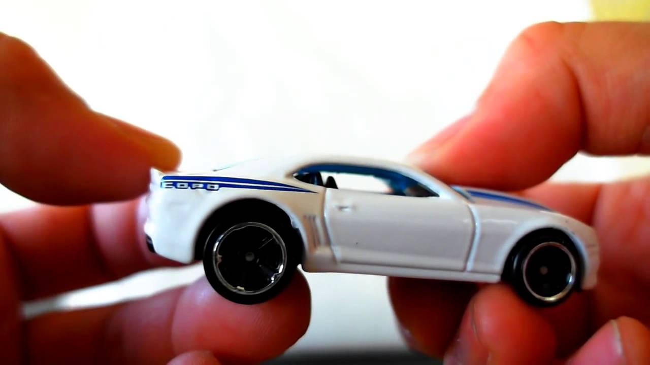 2013 Hot Wheels Camaro - YouTube