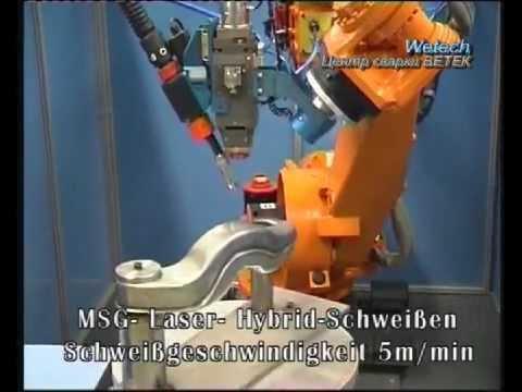 Laser welding - Laser Beam Welding