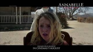 ANNABELLE 2 : Creation (2017) TV Spot #6 (Janice) HD