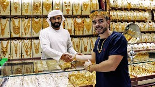 THE CITY WITH THE MOST GOLD IN THE WORLD | ONLY IN DUBAI