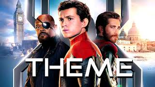 """""""Theme"""" Michael Giacchino - Spider-Man: Far From Home (2019) Soundtrack"""