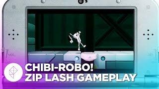8 Minutes of Chibi-Robo! Zip Lash Gameplay