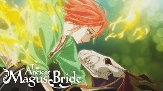 The Ancient Magus' Bride OPENING 1 | Here (HD)