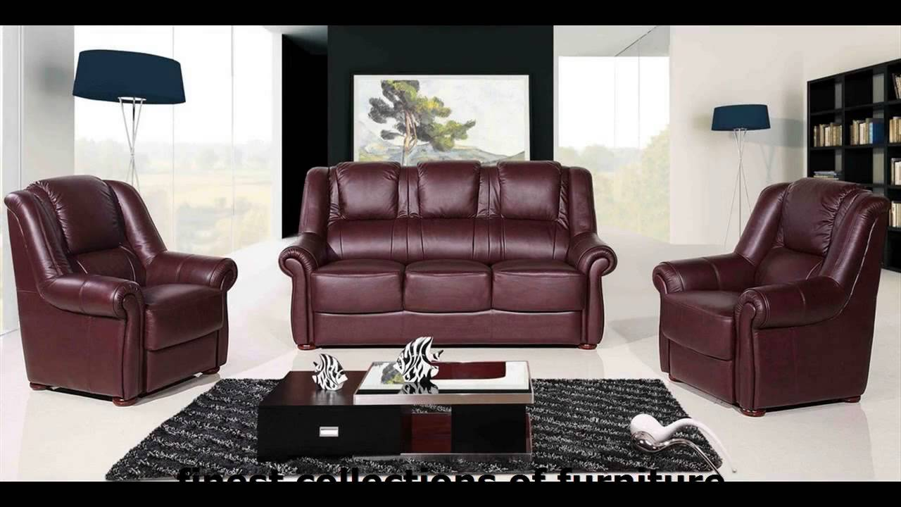 Leather Sofa Land: Home Of Affordable Leather Sofa Leather Sofas - YouTube