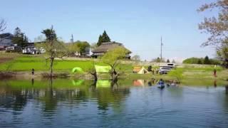 20170504 北竜湖カヤック
