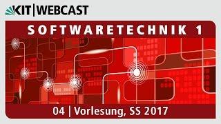 04: Softwaretechnik 1, Vorlesung, SS 2017