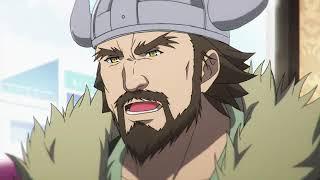 удар крови OVA 1