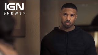 Michael B. Jordan to Star in Rainbow Six Movies - IGN News