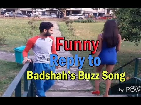 Funny Reply to Badshah New Song Buzz feat. Aastha Gill - Tilak GuRi