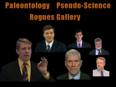 Paleontology Pseudo-Science Rogues Gallery Part 3