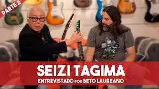 Barramusic TV | Entrevista Seizi Tagima | Como nasceu a marca Tagima | Parte 2