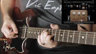 Bias FX Demo (iPad/iPhone Apogee Jam Plus)