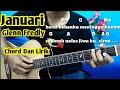 Kunci Gitar Glenn Fredly Januari - Tutorial Gitar By Darmawan Gitar