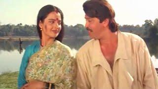 Hanste Hanste Kat Jaye Raste (((Jhankar))) HD, Khoon Bhari Maang(1988)– Nitin Mukesh, Sadhana Sargam