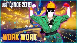 Just Dance 2019: Work Work by Britney Spears | Official Track Gameplay [US]