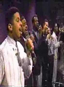 TAKE 6 - SPREAD LOVE (Pat Sajak Show -1989)