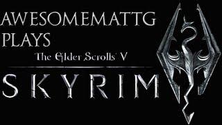 "Let's Play: The Elder Scrolls: Skyrim (032) ""Northwatch Keep"""