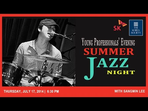 Summer Jazz Night with Sangmin Lee