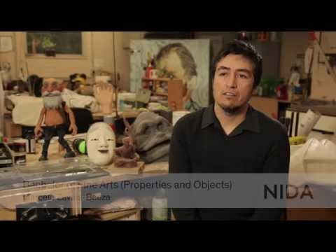 NIDA's Bachelor of Fine Arts (Properties and Objects)