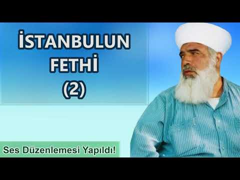 İstanbulun Fethi (2) - Timurtaş Uçar Hoca Sohbetleri (Ses Düzenlemesi Yapıldı) indir