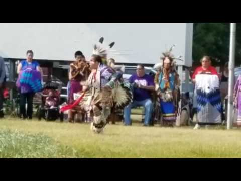 Men's Tradish special @ Lower Sioux Wacipi 2017