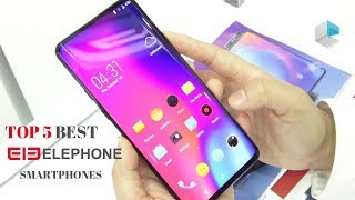 Top 5 Best ELEPHONE Smartphones In 2019
