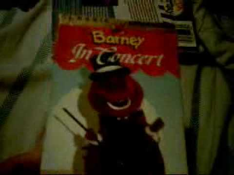 my backyard gang barney vhs tapes part 2 youtube