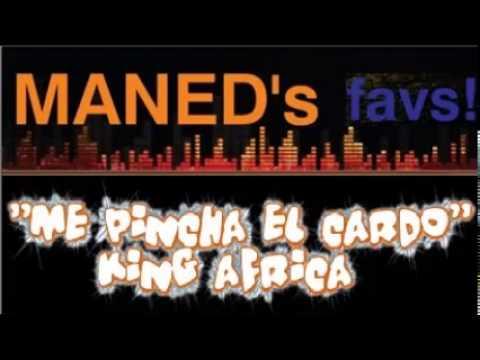 ME PINCHA EL CARDO- King Africa