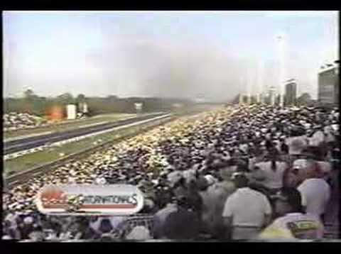 Al Hofmann 1997 Gainesville Crash