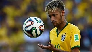 Neymar Jr - World Cup 2014 ● All Skills & Goals & Assist ● FULL HD (1080p)
