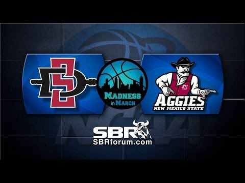 NCAA Tournament Picks: San Diego State Aztecs vs. New Mexico State Aggies