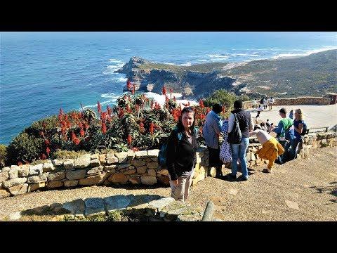 2017 06 Südafrika Garden Route & Dubai, 6 von 10, Table Mountain & Cape Point, 4K UHD