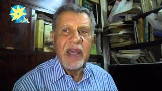 المؤرخ الفلسطينى عبد القادر ياسين توحيد الجبهة الداخلية ولم تبعثرالعرب لمواجهة إسرائيل