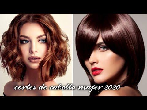 Cortes de cabello dama para el 2020