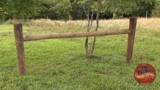 How-to Make a Fence Brace